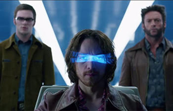 Nouvelle bande-annonce de X-Men: Days of Future Past