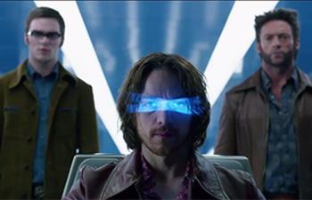 Nouvelle bande-annonce de X-Men: Days of Future Past