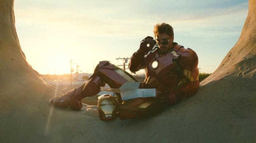 Nouveautés : Iron Man 2