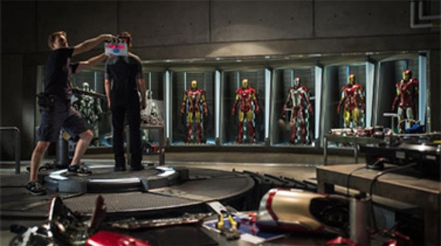 Un synopsis officiel pour Iron Man 3