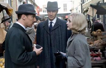 Bandes-annonces de la semaine : Benedict Cumberbatch dans le rôle d'un espion