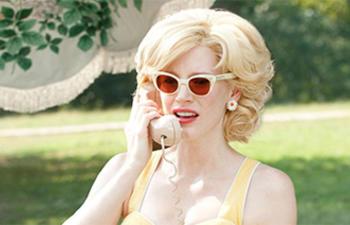Jessica Chastain sera Marilyn Monroe dans Blonde