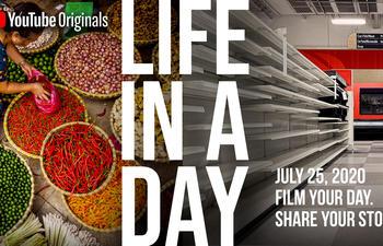 Life in A Day : Un documentaire dont vous pourriez être le héros