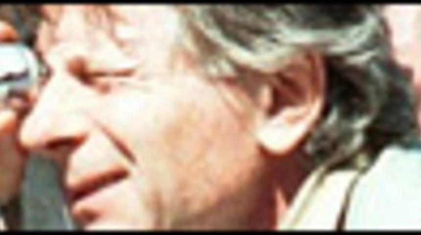 Roman Polanski arrêté en Suisse
