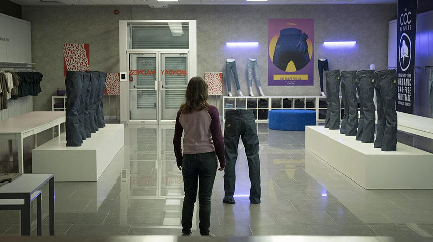 Les bandes-annonces de la semaine : Vous aurez peur de vos jeans avec Slaxx  - Actualités - Cinoche.com