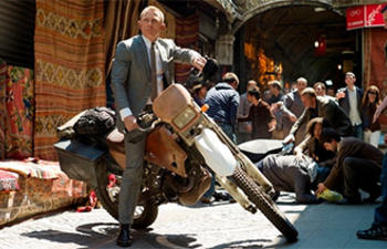 Box-office nord-américain : Skyfall récolte 87,8 millions $