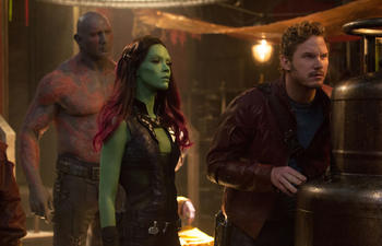 Sorties DVD : Guardians of the Galaxy