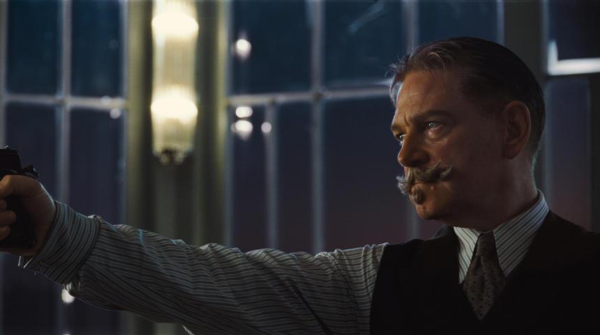 Kenneth Brannagh lève le voile sur la nouvelle enquête d'Hercule Poirot