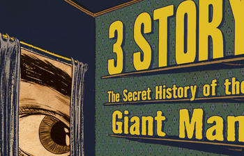 Warner Bros. adaptera 3 Story: The Secret History of the Giant Man