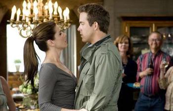 Ryan Reynolds et Sandra Bullock unis à nouveau