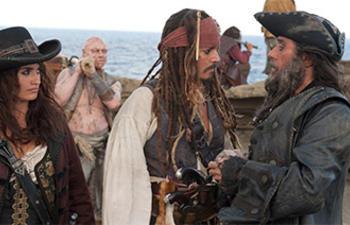 Un titre pour le cinquième Pirates of the Caribbean