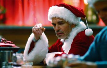 La suite de Bad Santa tournée cette année