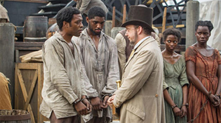 Sorties DVD : 12 Years a Slave