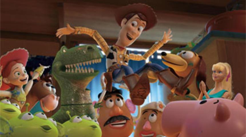 Box-office nord-américain : Top 10 de l'année 2010