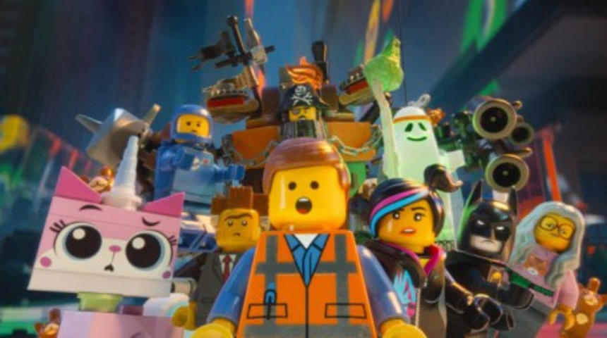 Nouveautés : The Lego Movie