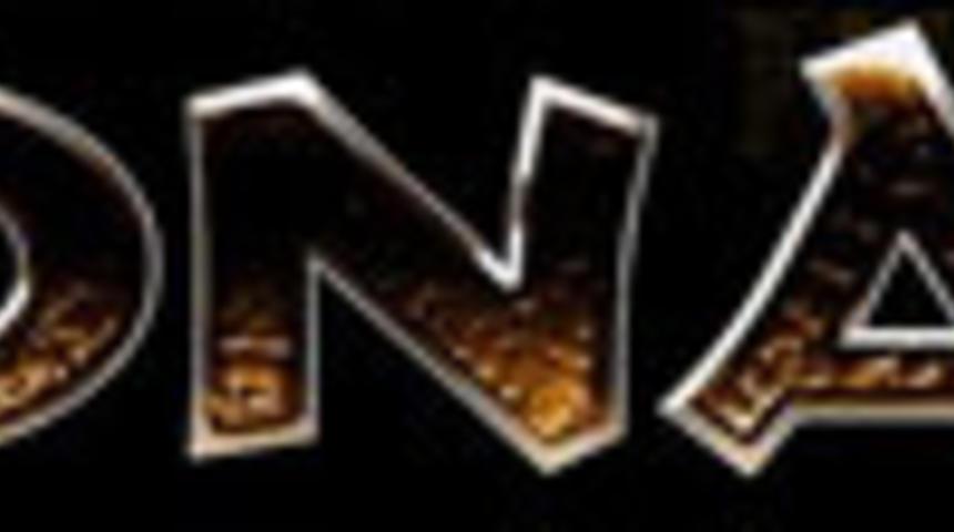 Première affiche de Conan