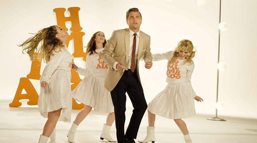 Sorties à la maison : Once Upon a Time in Hollywood