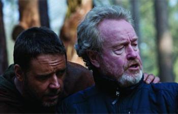 Ridley Scott s'intéresse à The Martian