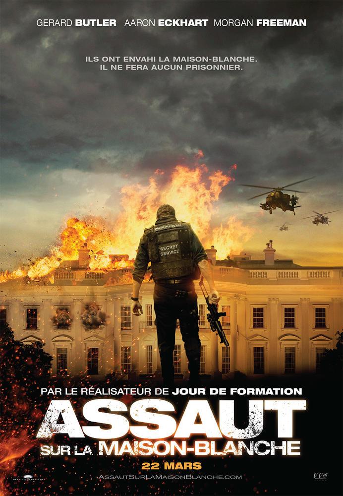 Assaut sur la maison blanche 2013 film for Assaut sur la maison blanche bande annonce