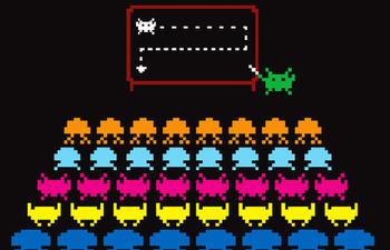 Un film sur Space Invaders en développement