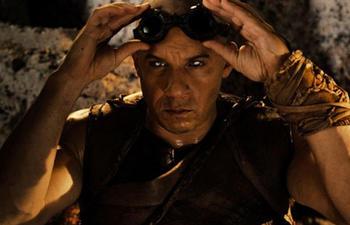 Nouveautés : Riddick
