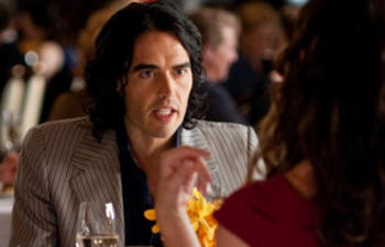 Russell Brand attaché à The President Stole My Girlfriend