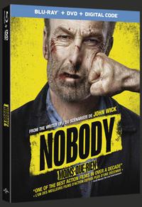Blu-ray du film Nobody