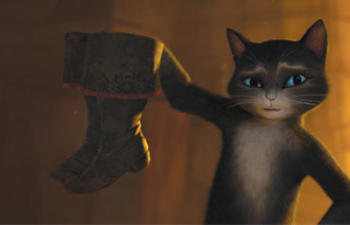 Box-office québécois : Le chat potté conserve le premier rang