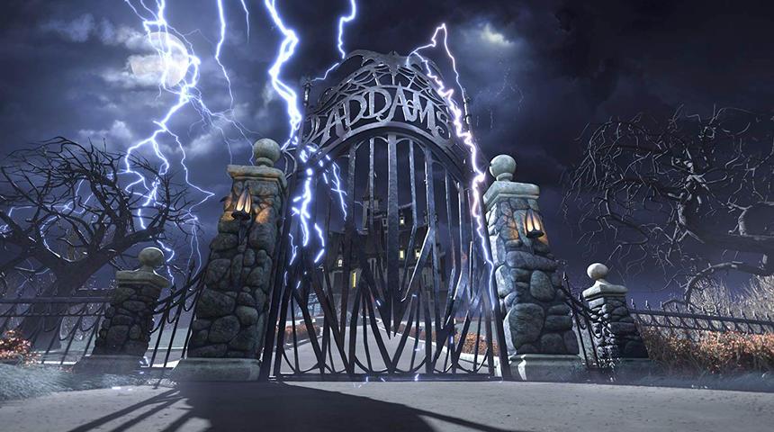 Voyez l'évolution de la famille Addams au cinéma