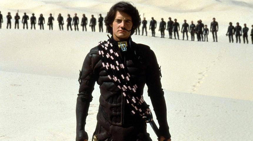 Découvrez les premières images de Dune de Denis Villeneuve