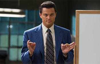 Sorties DVD : The Wolf of Wall Street