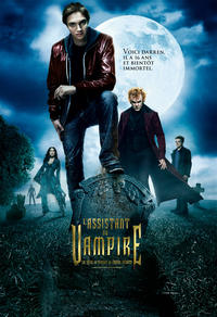 Cirque du Freak : L'as­sis­tant du vampire