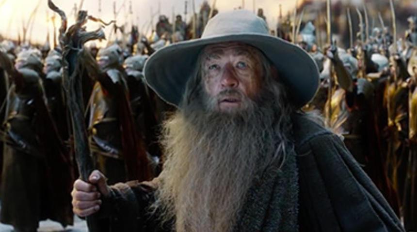 Bande-annonce de The Hobbit: The Battle of the Five Armies