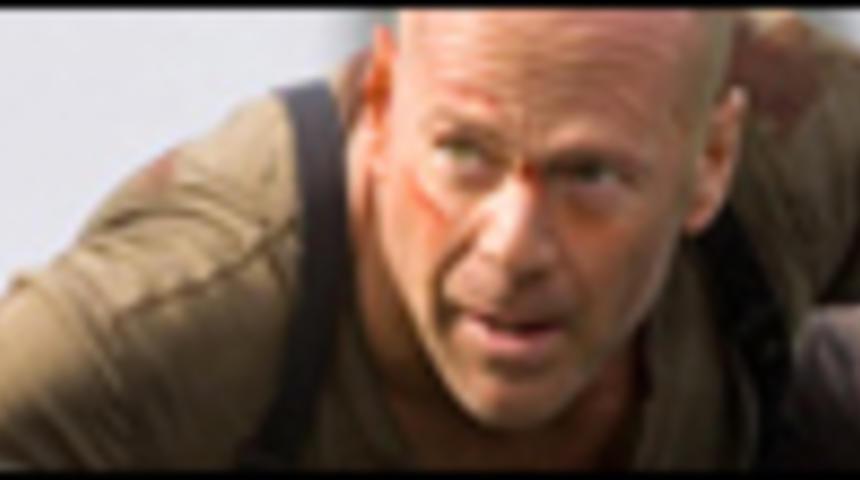 Des projets de films d'action pour Bruce Willis
