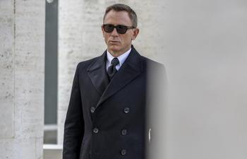 Daniel Craig sera de retour dans le 25e film de James Bond