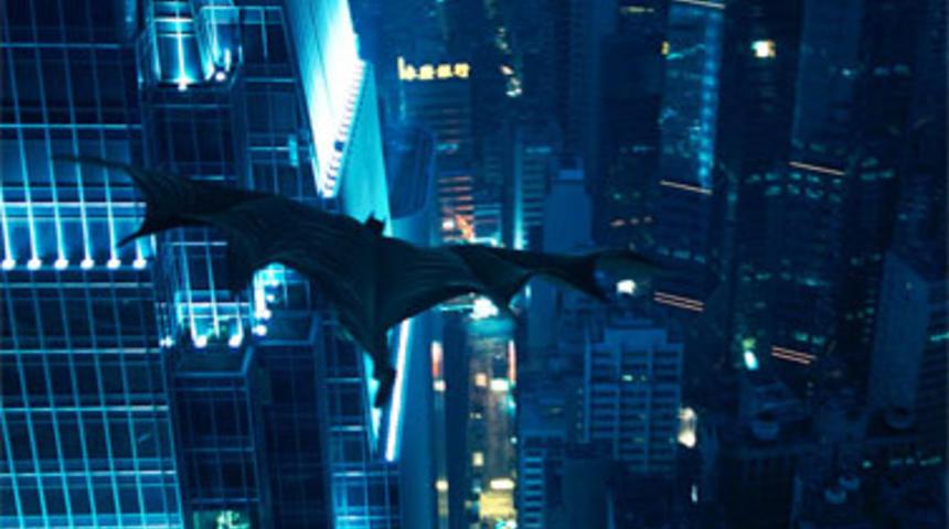 Le tournage de The Dark Knight Rises vient de débuter