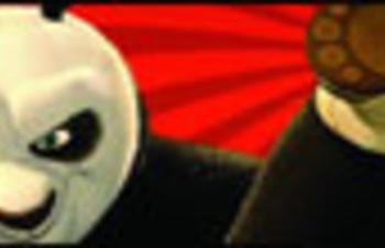 Affiche en français de Kung Fu Panda