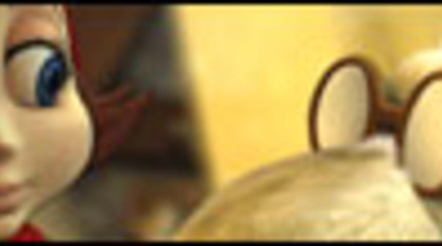Bande-annonce en français de La véritable histoire du petit chaperon rouge