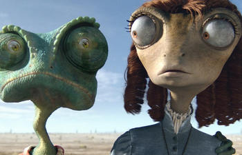 Box-office nord-américain : Rango l'emporte facilement