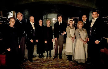 Sorties à la maison : Downton Abbey