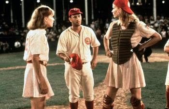 Penny Marshall de retour avec un film sur le baseball