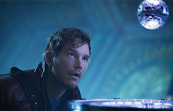 Dix-sept minutes de Guardians of the Galaxy présentées dans deux salles de Montréal le 7 juillet