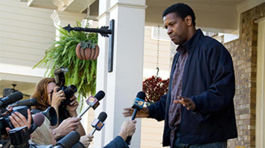 Denzel Washington pourrait jouer dans l'adaptation de Shovel Ready