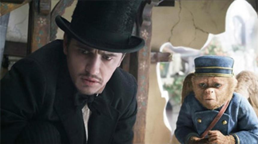 Box-office québécois : Oz le magnifique en tête