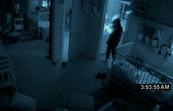 Pré-bande-annonce de Paranormal Activity 2