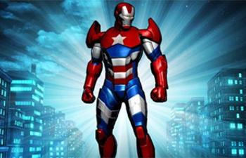 L'armure d'Iron Patriot dans Iron Man 3