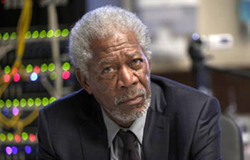 Morgan Freeman dans le remake de Ben-Hur