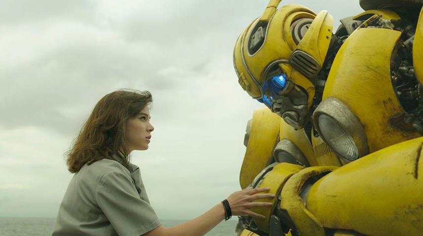 Vous pourriez voir Bumblebee deux semaines avant sa sortie en salles