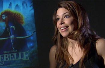 Marilou parle de son expérience de doublage du film Brave