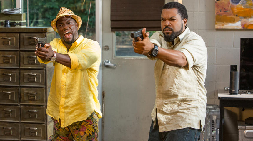 Sorties DVD : Ride Along 2